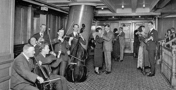 Music Played on Board the Titanic