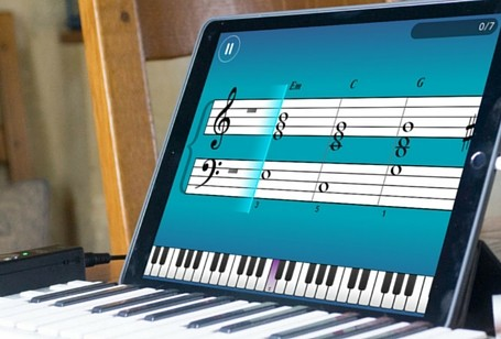 easiest instruments to learn with your new iPad Pro