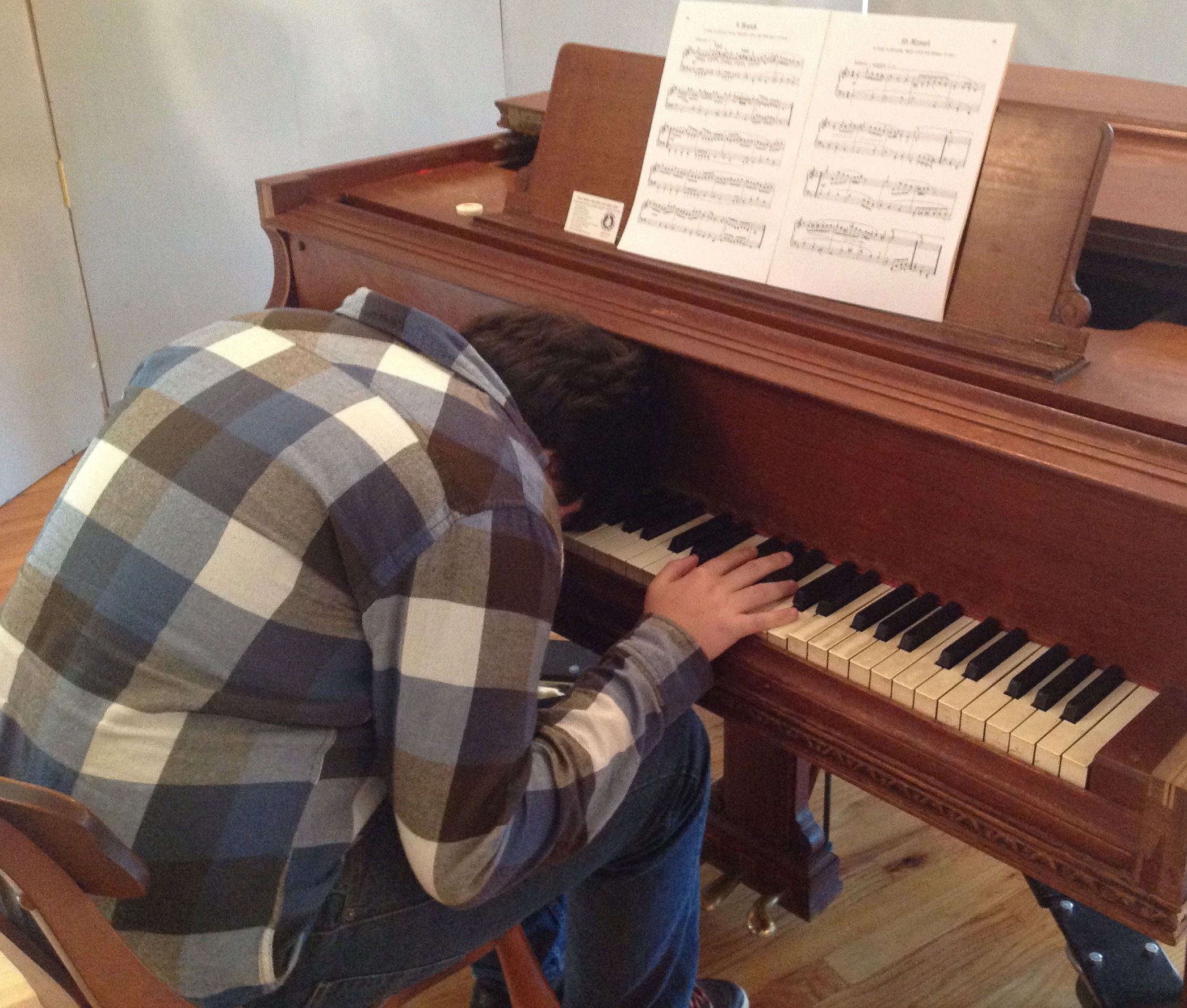 Piano Lesson: What Is The Number System When Learning To ...