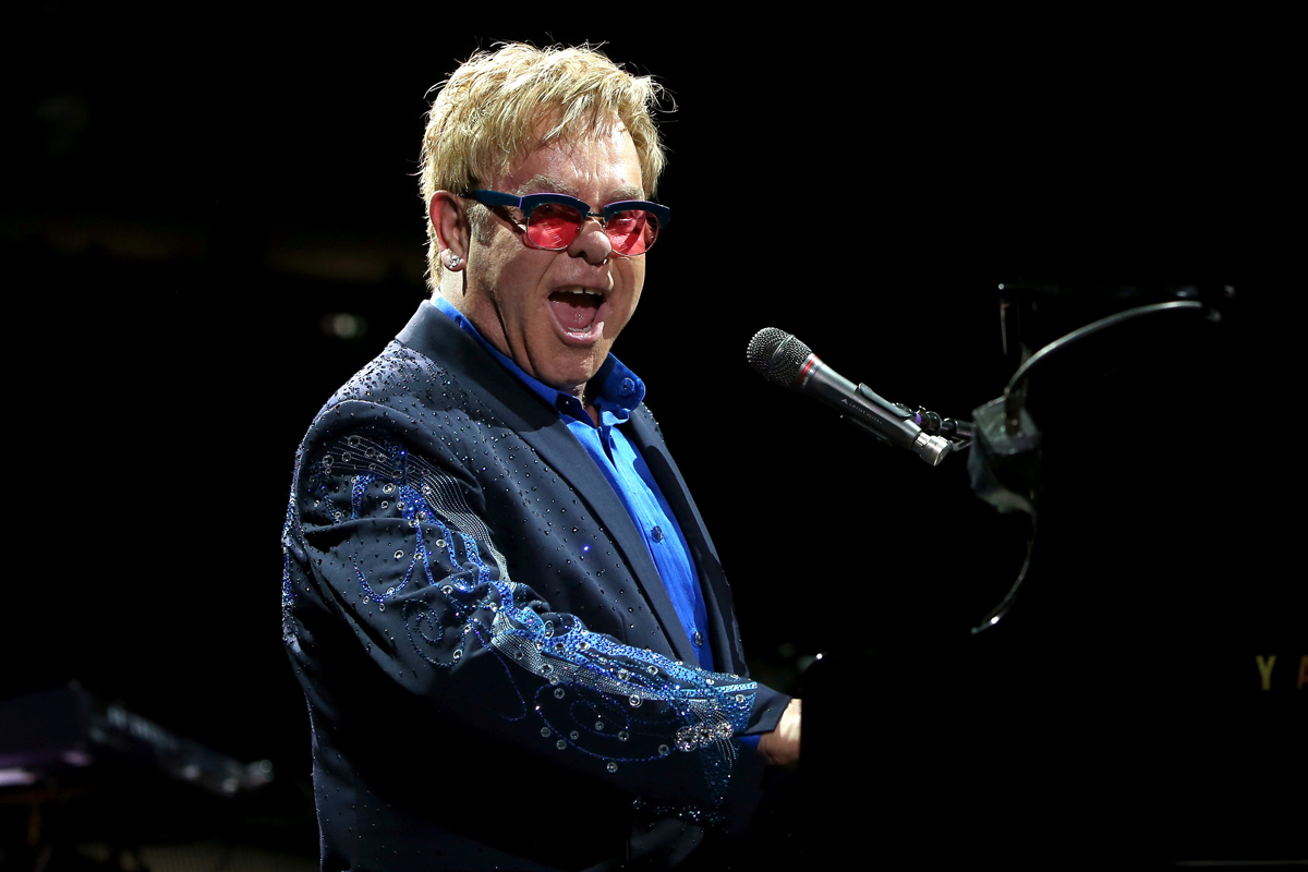Elton John Guitarists Tour